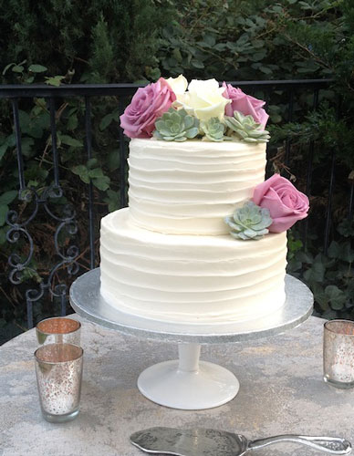 Buttercream and Naked Cakes 2