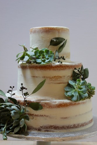 Buttercream and Naked Cakes 4